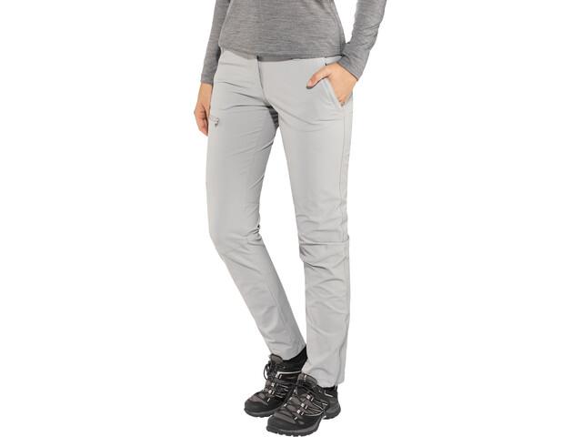 Maier Sports Inara Slim Spodnie Kobiety, sleet